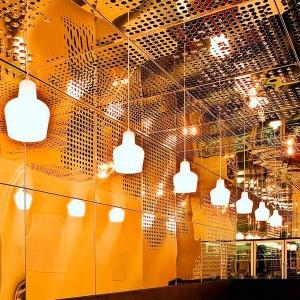 Ambiente interior lámparas de suspensión A440 de Artek
