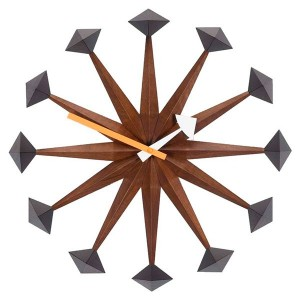 Reloj Polygon Clock - Vitra