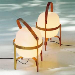 Lámpara Cesta Santa y Cole luz