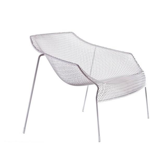 comprar sillón Heaven blanco diseño Emu