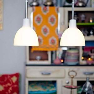 Lámpara Toldbod 155 Glass de Louis Poulsen