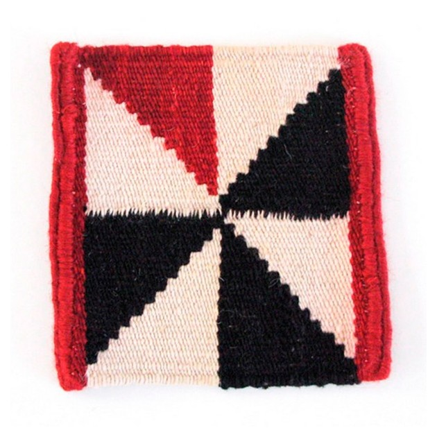 tejido Alfombra Melange Pattern 1 Nanimarquina