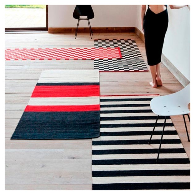 ambiente Alfombra Mélange Stripes 2 Nanimarquina