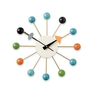 Reloj Ball Clock multicolor - Vitra