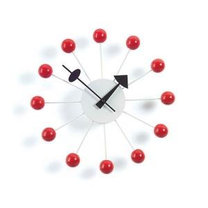 Reloj Ball Clock rojo - Vitra
