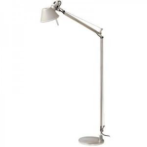 lámpara de lectura Tolomeo Artemide aluminio