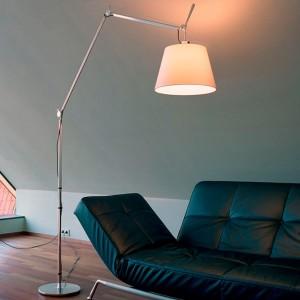 salón lámpara de pie Tolomeo Mega Artemide