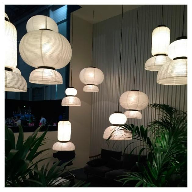 luz lámpara de suspensión Formakami  &tradition