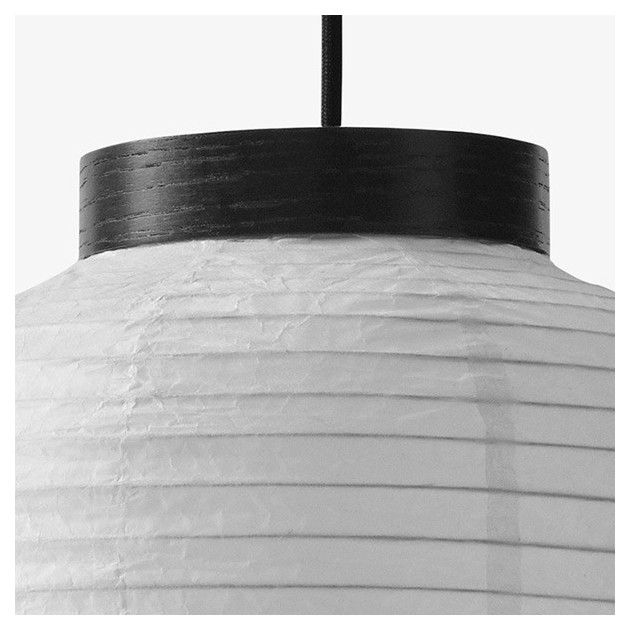detalle lámpara de suspensión Formakami JH4 &tradition