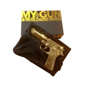 My Gun Memorabilia Gold - Seletti