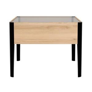 Mesa Window Side Table Oak - Ethnicraft