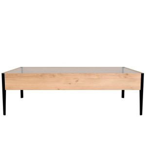 Mesa Window Coffe Table Oak - Ethnicraft