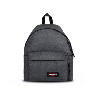 Padded Pak'r Black Denim - Eastpak