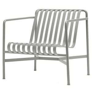 Palissade Lounge Chair Low - Hay