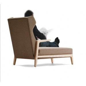 Butaca Boomerang Chaise - Sancal