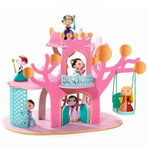 Arty Toys Ze Princess Tree - Djeco