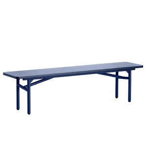 Diagonal Bench Azul - Woud