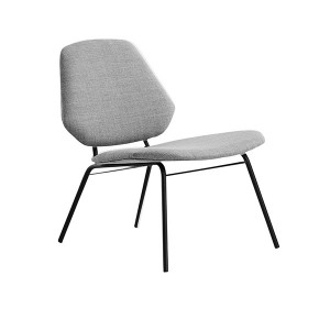 Lean Lounge chair Gris - Woud