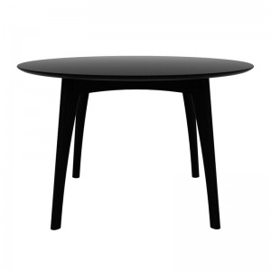 Mesa Osso Round Roble Blackstone - Ethnicraft