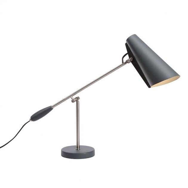 comprar Lámpara de mesa Birdy color gris de Northern Lighting. Disponible en Moisés showroom