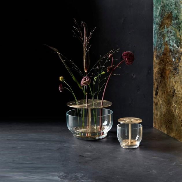 Ikebana Small Fritz Hansen florero tamaños