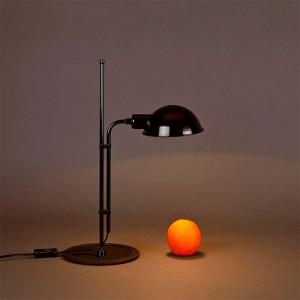 habitación Lámpara de mesa Funiculí S Marset color negro