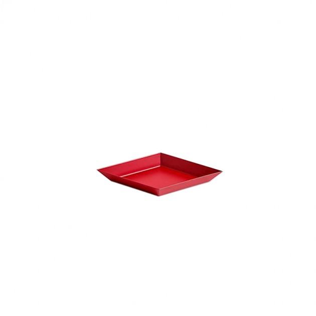 Kaleido dark red XS