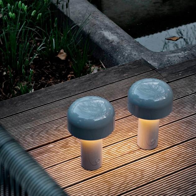 flos bellhop lampara portátil