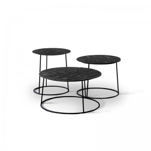 Tabwa side table Ancestors by Ethnicraft 1