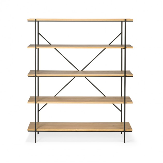 Estanteria Rise Rack Oak Ethnicraft 1