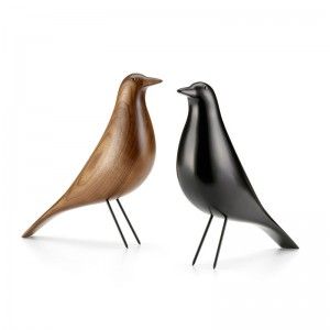 Vitra Eames House Bird Nogal 4