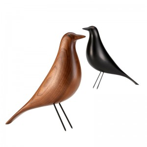 Vitra Eames House Bird Nogal 5