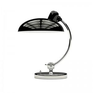 Lámpara de mesa Kaiser Luxus color negro de Fritz Hansen
