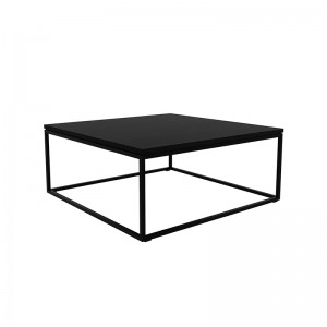 Mesa de centro Thin roble negro Ethnicraft