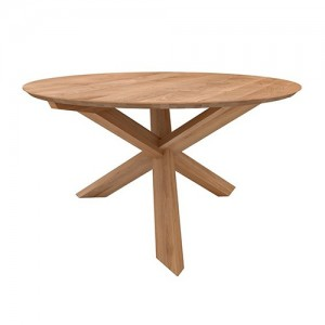 Mesa comedor Circle Roble - Ethnicraft