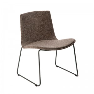 Lottus lounge Patín y tapizado integral - Enea