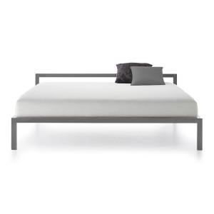 Aluminium Bed - MDF