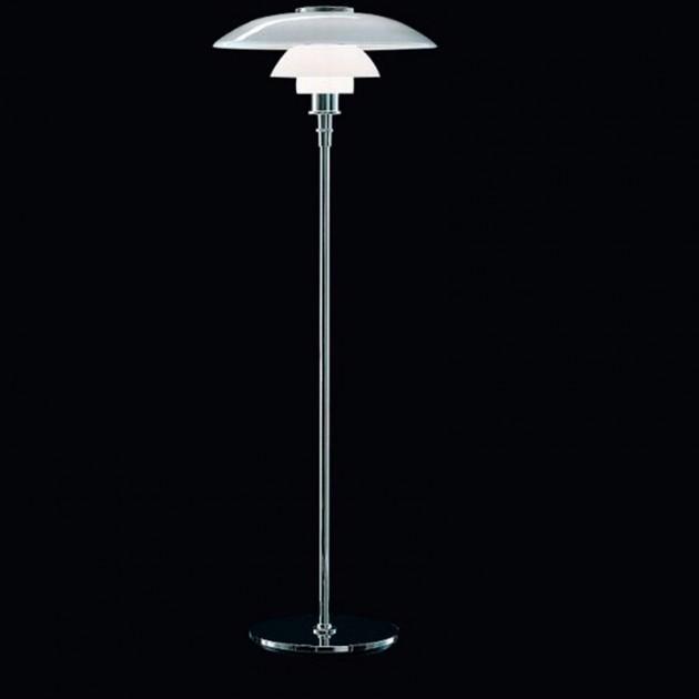Lámpara PH 4½-3½ Glass Pie Louis Poulsen