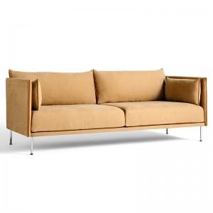 Silhouette sofá 3 Seater Mono - HAY