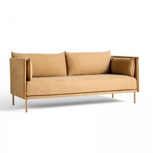 Silhouette sofá 2 Seater Mono - HAY