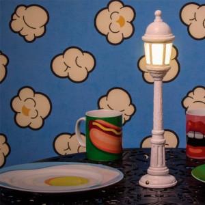 Street Lamp Dining Seletti ambiente