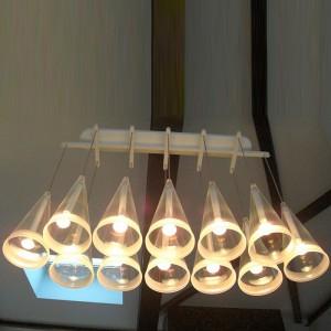 Lámpara Fucsia 12 Flos