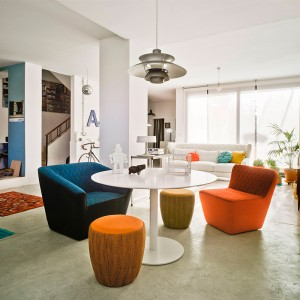 Butaca Tea de Sancal en Moises Showroom