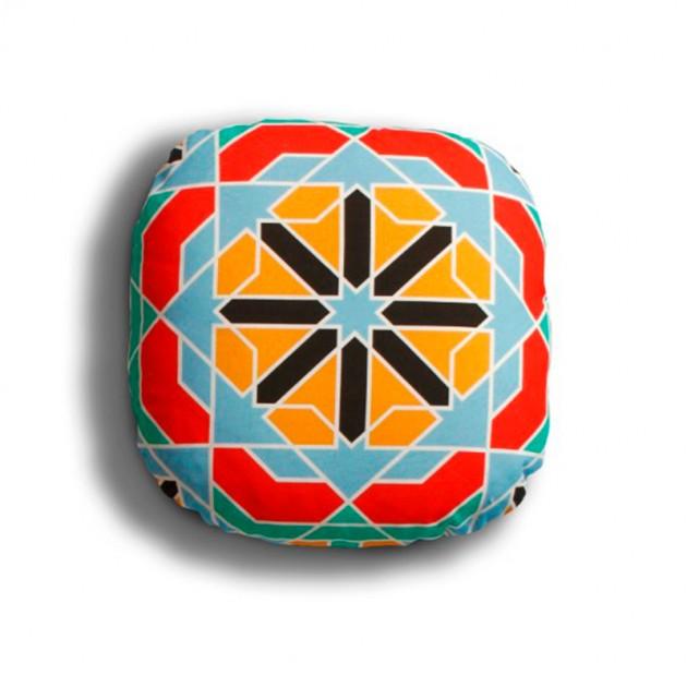 Cojines Cairo by Karim Rashid para Sancal en Moises Showroom