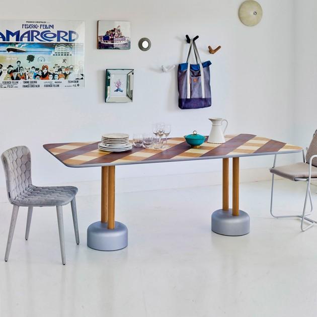 Mesa de comedor Vichy de Sancal en Moises Showroom