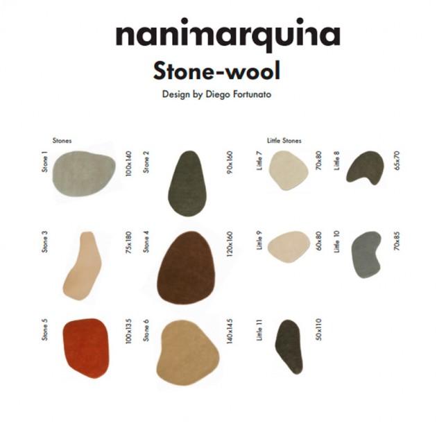 Tamaño Alfombra Stone 3 Nanimarquina