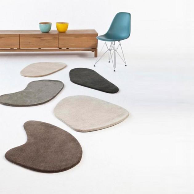 Alfombras colección Stone Nanimarquina