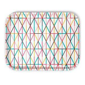 Bandeja Grid Multicolour L Classic Tray - Vitra
