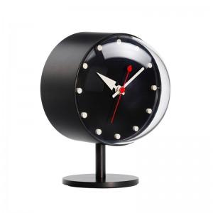 Reloj Night Clock Black Vitra