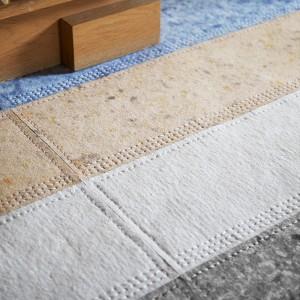 Alfombra Nuances Curve de Gan Rugs en Moises Showroom